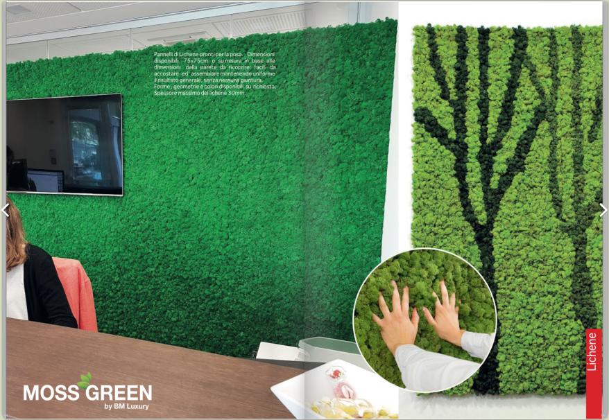 Moss Green BM 11