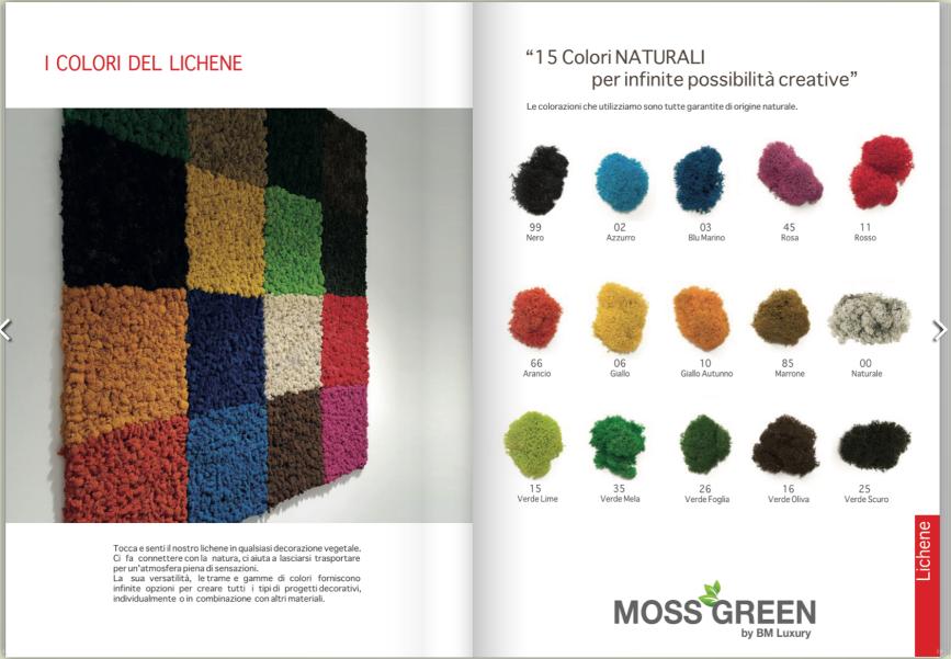 Moss Green BM 6